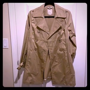 Great Old Navy Classic Trench, size S